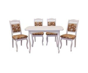 """Обеденная группа: стол """"Элегант"""", стулья """"Элегант"""""""