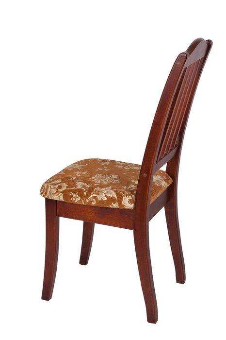 """Стул """"Классика"""" с мягким сиденьем, дерево: массив березы"""